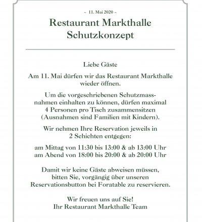 Restaurant Markthalle Im Viadukt Zurich