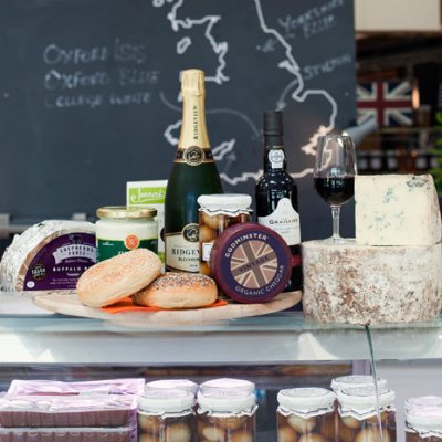 The British Cheese Centre | Im Viadukt, Zürich